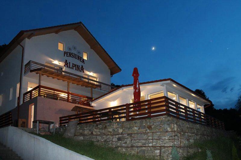Pensiune Alpina